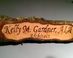 unique name plates rustic desk office name plate or sign 100 custom and