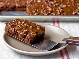 texas sheet cake recipe devour cooking channel