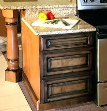 Glazed Maple Kitchen Cabinets Cabinet Glaze Pen Types Trendy Glaze Maple Kitchen Cabinets