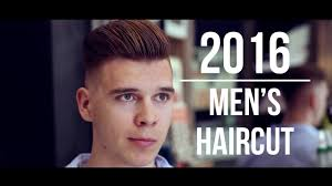 top 5 undercut hairstyles for men best men u0027s haircut 2016 skin faded undercut with hard part