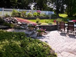 daves landscaping hardscaping firepits patio designs