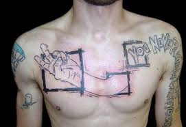 with boxes and quote custom tattooing by ainslie heil flickr