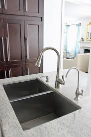 kohler vinnata faucet in oil rubbed bronze with kohler langlade