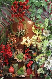 Christmas Decorations Wholesale In San Diego by Red U0026 Green Orchid Display