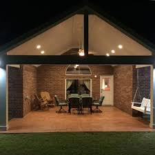 Gable Patio Designs Open Gable Patio Houzz