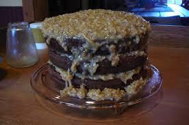 german chocolate cake recipe speckled hen