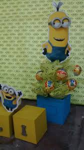 minion centerpieces 90 best minions party ideas images on minion birthday