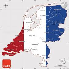 netherlands map flag flag simple map of netherlands flag rotated