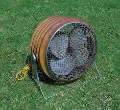 Floor Fan by Westinghouse 2 Spd Turbine Industrial Floor Fan Vintage Steampunk