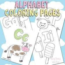 letters coloring pages printable free printable alphabet coloring pages easy peasy and fun