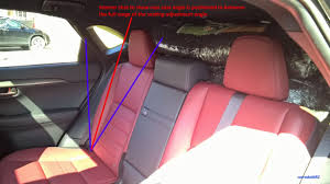 lexus nx interior back seat 2015 lexus nx 200t f sport lexus enthusiast full review page 2