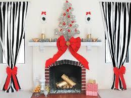 modern christmas modern christmas decorating themes hgtv