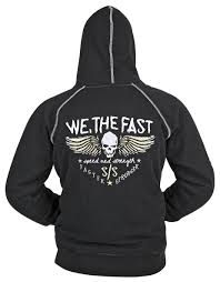 speed and strength we the fast armored hoody revzilla