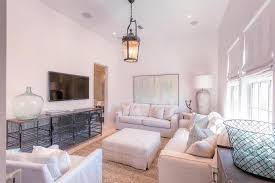 Beach Cottage Family Rooms Cottage Living Room - Cottage family room
