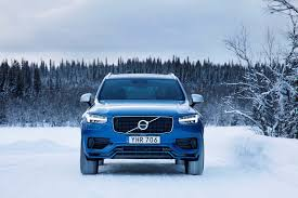 volvo headquarters 2017 volvo xc90 t8 plug in hybrid first test review