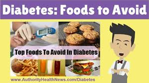 see foods to avoid with diabetes full list diabetes foods to