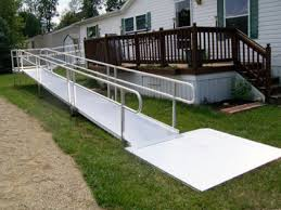 wheelchair ramps rent or own today
