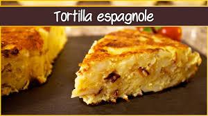 cuisine traditionnelle espagnole omelette espagnole au four