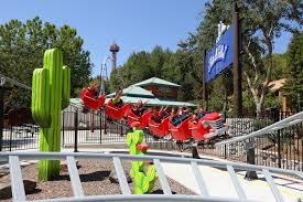 Six Flags Magic Mountain California Hours Six Flags Magic Mountain Opens New Speedy Gonzales Rod Racers