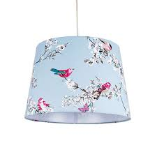 duck egg beautiful birds ceiling light shade dunelm my bedroom