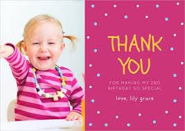 birthday thank you notes 10 birthday thank you cards design templates free premium