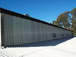 metro industrial roof restoration