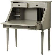 small secretary desk visualizeus