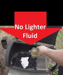 best way to light charcoal how to light charcoal without lighter fluid natural organic way to