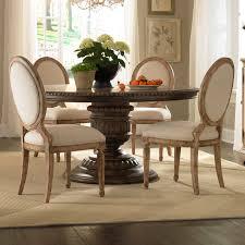 pulaski daphne round dining table medium wood hayneedle