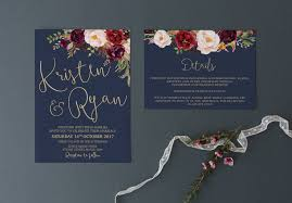 wedding invitation wedding invitations printable invitation