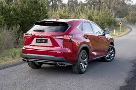 2017 lexus nx review behind the wheel