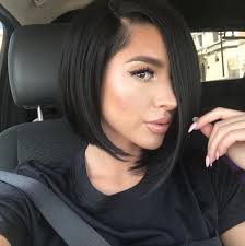 gorgeous short haircuts for thick straight hair yass bob msbrittanyduet http community blackhairinformation
