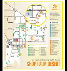westfield mall map shopping palm desert getaways vacation guide