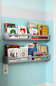 Bookshelf Books Child And Story Books Ikea Spice Rack Turned Bookshelves Decor Hacks