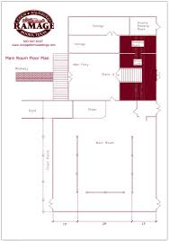 venue floor plans ramage farm weddings