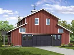 barn style garage with apartment plans 051g 0106 unique barn style carriage house plan great pin for