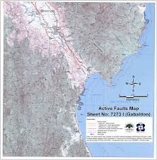 Luzon Map Philippine Fault Zone Index Map Central Luzon