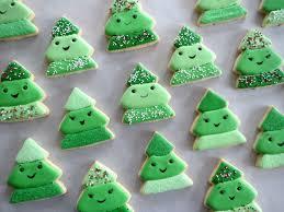 christmas tree farm cookies melissa joy cookies