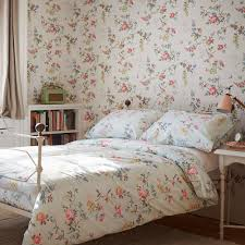 Infuse Your Bedroom With The Soothing Florals Of The Birds And - Cath kidston bedroom ideas