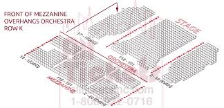 Grand Ole Opry Seating Map Chart August Theater Seating Chart