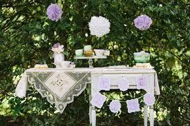 tea party table kara s party ideas outdoor vintage tea party kara s party ideas