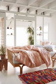 782 best bedrooms images on pinterest bedroom ideas beautiful light bohemian bedroom with a pink urban outfitters duvet cover mesa jersey duvet cover