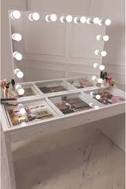 Glass Makeup Vanity Table 17 Diy Vanity Mirror Ideas To Make Your Room More Beautiful