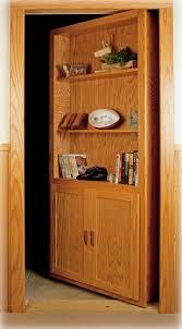 Door Bookshelves by The Murphy Door Hidden Door Bookshelf Omg Behind Mine Would Be