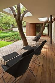 Patio Around Tree 12 Architects Who Build Houses Around Trees Instead Of Cutting Them