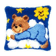 Vervaco Latch Hook Rug Kits Teddy Bears Latch Hook U0026 Rug Making Ebay