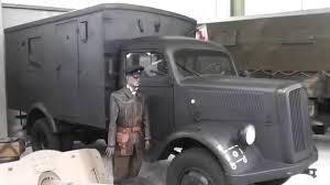 german opel blitz truck opel blitz allrad lkw von 1944 youtube