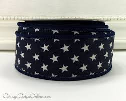 navy blue wired ribbon 10 best ribbon images on wired ribbon craft supplies