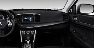 mitsubishi evolution 2015 interior 2017 mitsubishi lancer sports sedan mitsubishi motors