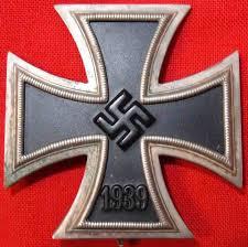 sold ww2 german iron cross 1st class jb antiques